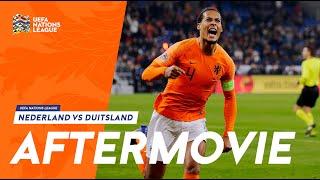 Aftermovie Duitsland - Nederland (19/11/2018)