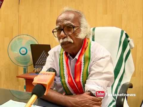 Kadannappalli Ramachandran about the Vizhinjam Port Project