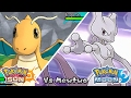 Pokémon Title Challenge 30: Mewtwo (Special Anniversary) [The First Movie]