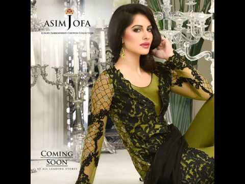 ASIM JOFA AT LIBBAS PAKISTAN,www facebook com libbas fabric