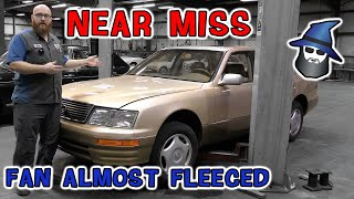 wrong-diagnosis-on-lexus-ls400-coach-edition-car-wizard-saves-a-fan-from-being-fleeced-for-1000-s