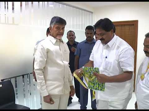 GROUP MARRIAGES FUNCTION POSTER RELEASED BY AP CM AT RESIDENCE ON 13012018
