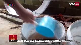 Thâm nhập cơ sở sản xuất chè tẩm hóa chất, trộn phẩm màu | VTV24