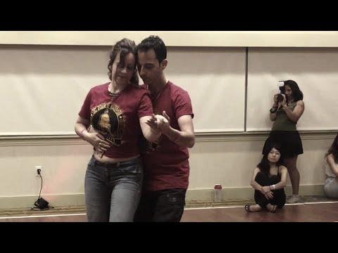 David Campos & Guida Rei - Kizomba Fusion @ DC Zouk festival 2016