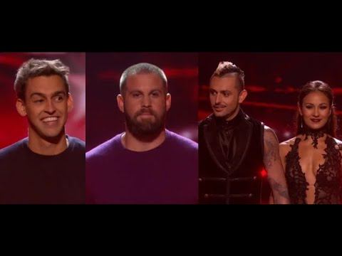 The Results Show (Part 2) Jon, Blake, & Deadly Games | Semifinals 1 | AGT 2016