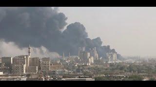 قصف عنيف على حلب ومقتل مدنيين في إدلب