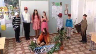Экологическая катастрофа пруда(Работа для Всероссийского конкурса видеороликов