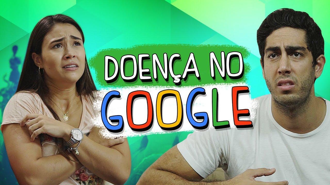 Doença no Google - DESCONFINADOS (erros no final)
