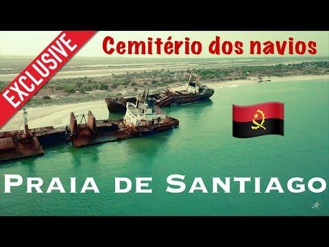 Praia de Santiago # 2017 - Cemitério dos Navios Angola