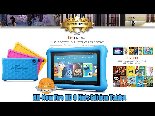 Top 7 Kid's Tablets of 2019 | Video Review