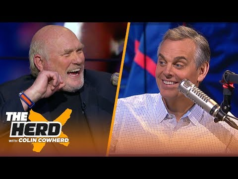Terry Bradshaw on the Patriots playoff dominance, Mahomes vs Luck & Daks value | NFL | THE HERD