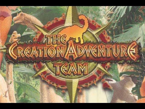The Creation Adventure Team [2002] [VHS] [Widescreen-crop]