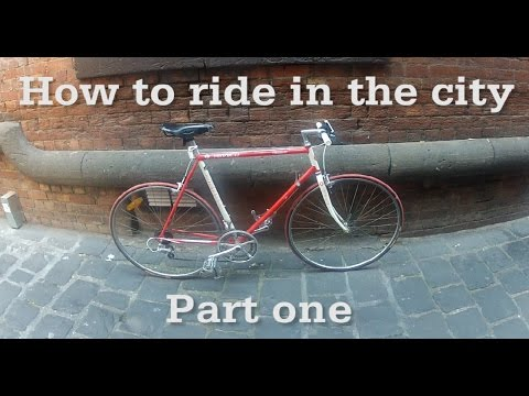 How To Ride In The City | Bikelaw.org.au