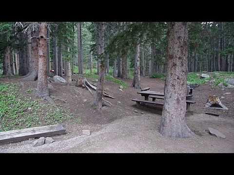 Spanish Peaks Camping