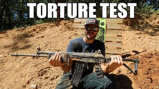 Torture Testing The New JRA Gallant (Galil Style Rifle)