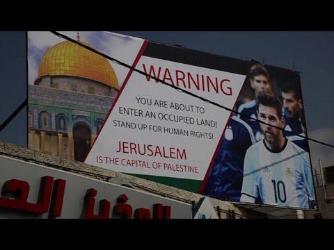 Argentina Cancel Pre-World Cup Friendly Vs Israel