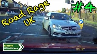 UK Bad Drivers, Road Rage, Crash Compilation #4 [2015]