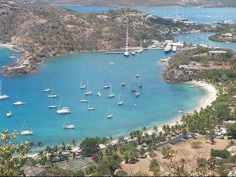 Antigua,isla