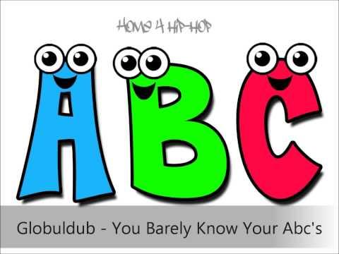 Globuldub - You Barely Know Your Abc's