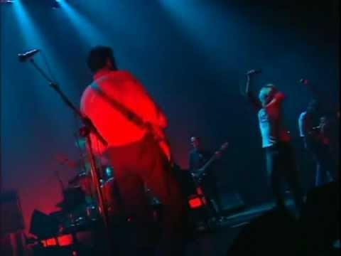 Radiohead - Bones - Live
