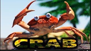 CRAB RAVE IN A NUTSHELL! (Music Video) #TeamTrees
