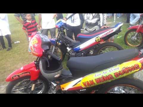 Đua xe 125cc trà vinh 2012