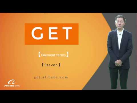 Payment Terms Tt Alibaba And How To Pay It Youtube I'm trying to pay for my first order through alibaba by credit card (chase freedom visa), the order is pretty small, about $500, so i shouldn't be hitting any limits. payment terms tt alibaba and how to pay it
