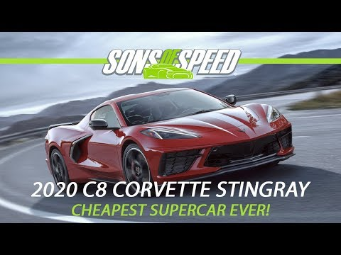Why the C8 is an Insane Value & What to Order on the 2020 Corvette   Sons of Speed