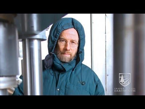 Dartmouth Engineering Professor Victor Petrenko