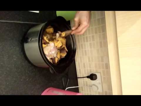 Slow Cooker - For Simple, Quick, Healthy Meals