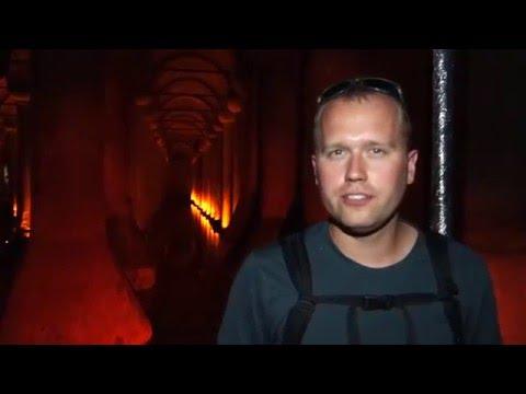 Fake Travel Guide: Basilica Cisterns, Istanbul