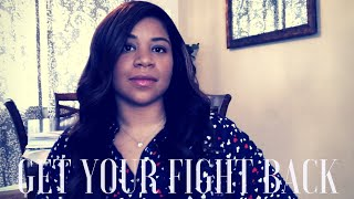Getting Your Fight Back after Loss | 15 months a Young Widow