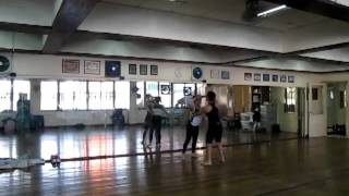 Defying Gravity - Choreography by Peter Alcedo. Dancers - Kate and Chester