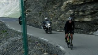 Steep mountains await TDF cyclists in Stage 17
