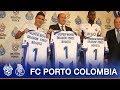 Nace la Escuela del FC Porto en Colombia