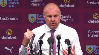 Dyche 'frustrated' by Liverpool defeat