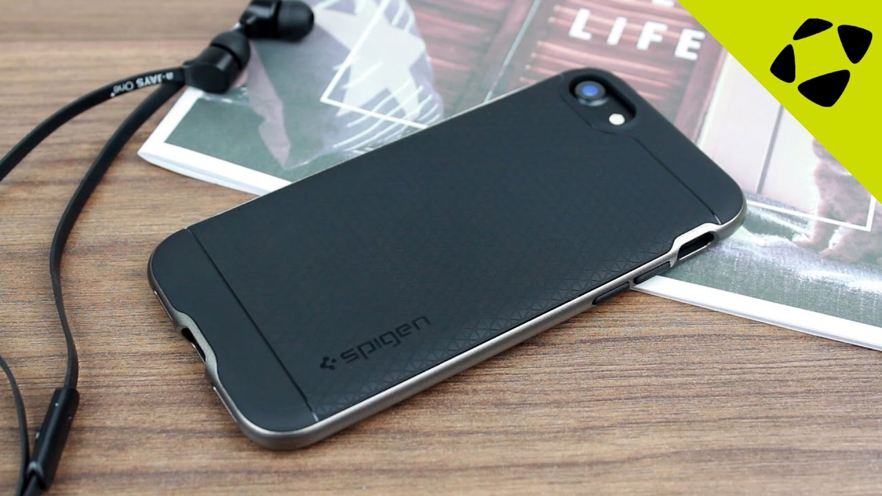 the latest fa18a d7ff0 Spigen Neo Hybrid iPhone 7 Case Review - Hands On