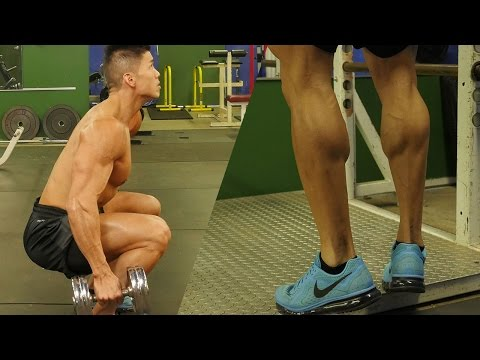 Crazy Leg Workout