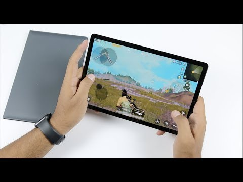 Samsung Galaxy Tab S5e Unboxing & Hands on Review   Good For PUBG Gaming? Hindi