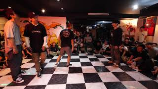 Project A vs GESO & JONA BEST16 WAAAPS BREAK vol.5 BOTY前日SPECIAL DANCE BATTLE