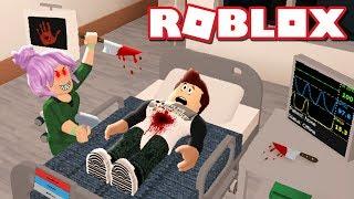 ESCAPE THE EVIL HOSPITAL!!! CREEPY ROBLOX OBBY