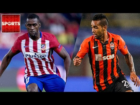 CHINA Is Signing All The Footballers [Jackson Martinez, Alex Teixeira]