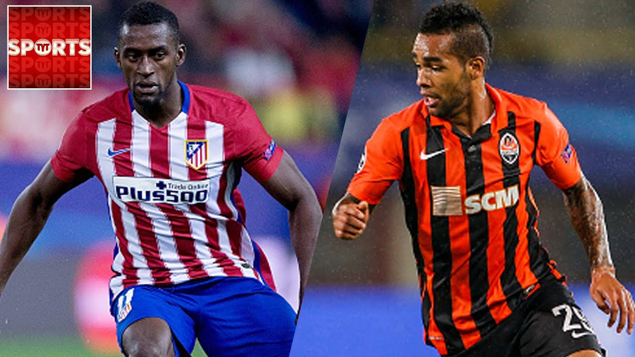 CHINA Is Signing All The Footballers [Jackson Martinez Alex