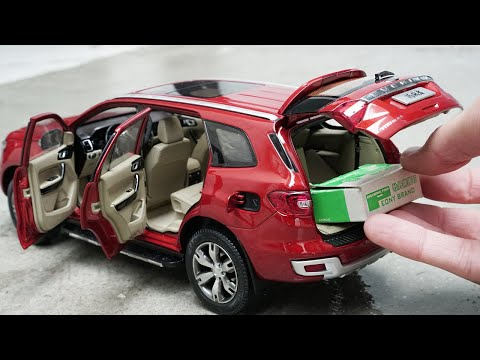 Realistic Ford Everest
