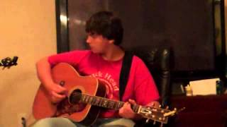"Jared Sanders covers Johnny Cash song ""youre the nearest thing to heaven"""