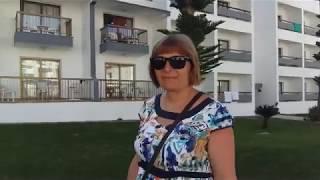 #Kипр Айя Напа# Oбзор отеля Нью Фамагуста 3*# влог