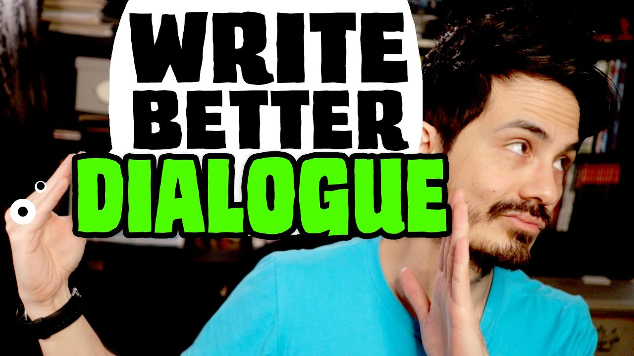 Comic Book Dialogue - Writing Dialogue Tips