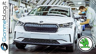 2021 Skoda CAR FACTORY | Production CNC - Assembly Line