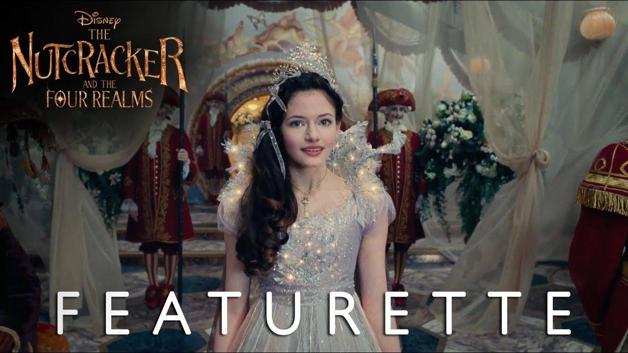 Disney's The Nutcracker and the Four Realms - Four Realms Fashion Featurette