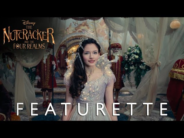 Disneys The Nutcracker and the Four Realms - Four Realms Fashion Featurette